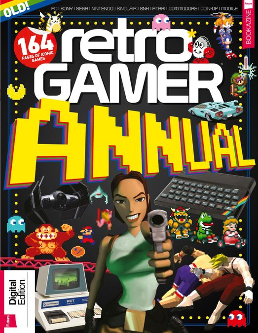 Retro Gamer Annual