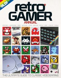 Back issues of Retro Gamer Annual