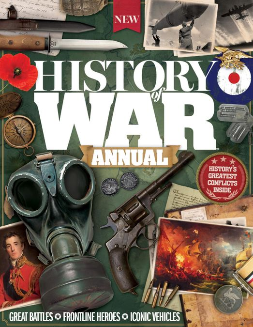 History Of War Annual
