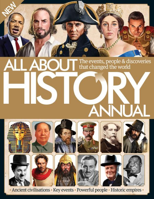 All About History Annual
