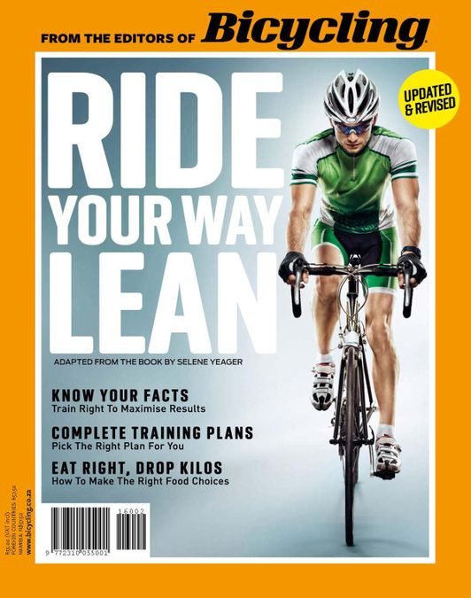 Bicycling - Ride your way lean
