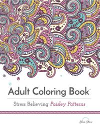 July 01, 2016 issue of Adult Coloring Book: Stress Relieving Patterns