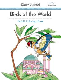 July 01, 2016 issue of Adult Coloring Book: Birds of the World