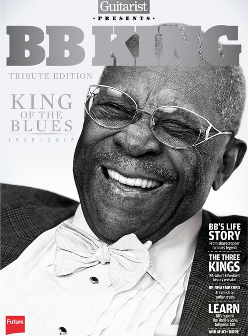 BB King Tribute Edition