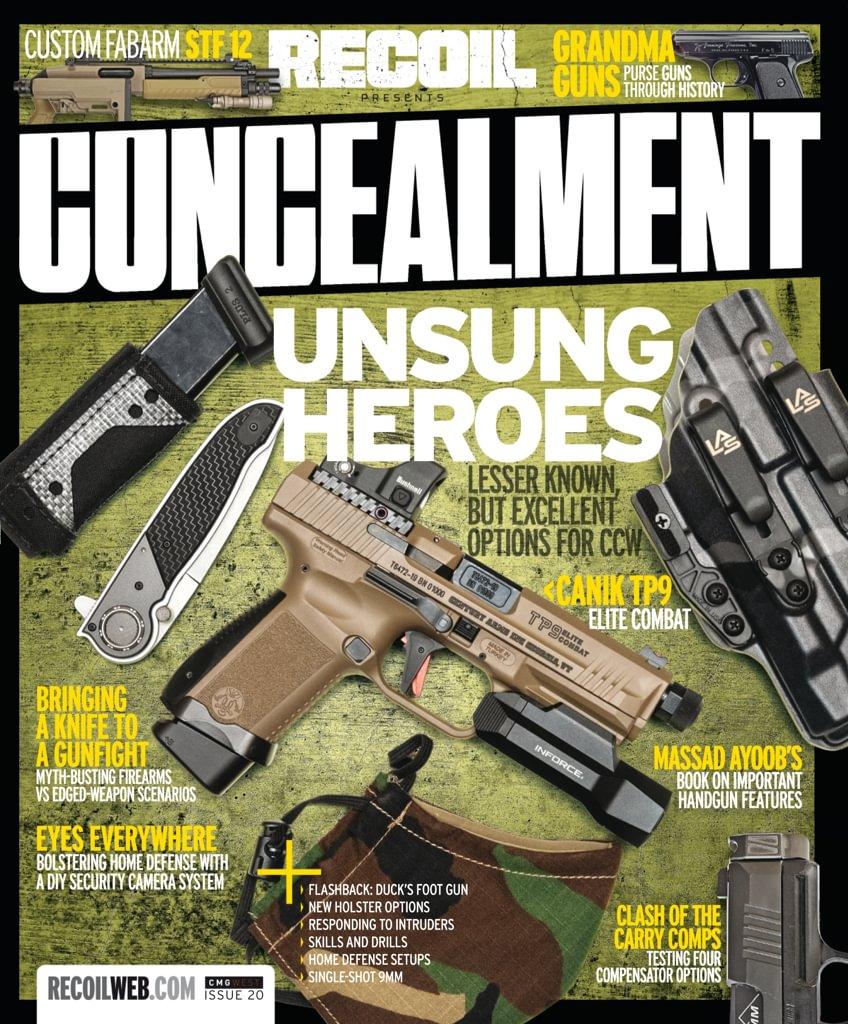 RECOIL Presents: Concealment