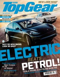 April 30, 2019 issue of BBC Top Gear Magazine