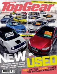 January 31, 2020 issue of BBC Top Gear Magazine