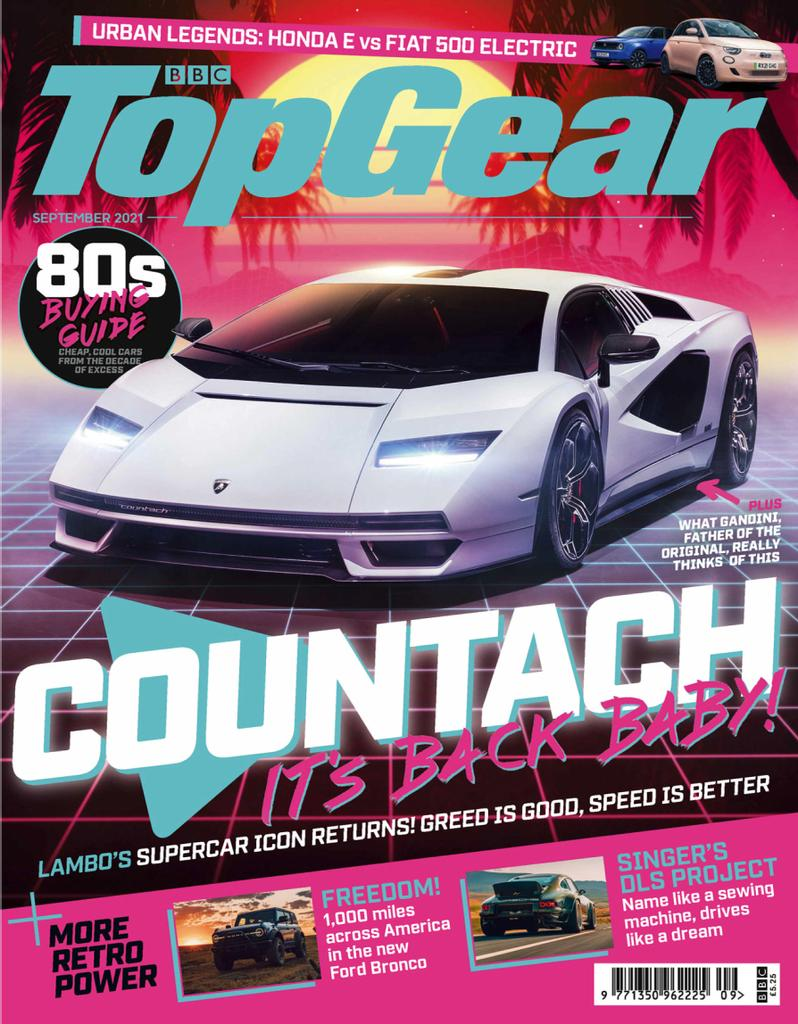 Top Gear Magazine - Issue