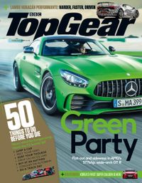 February 01, 2017 issue of BBC Top Gear Magazine