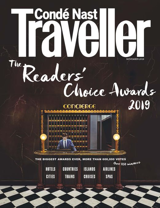Conde Nast Traveller UK