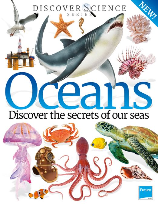 Discover Science: Discover Oceans