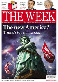 January 28, 2017 issue of The Week