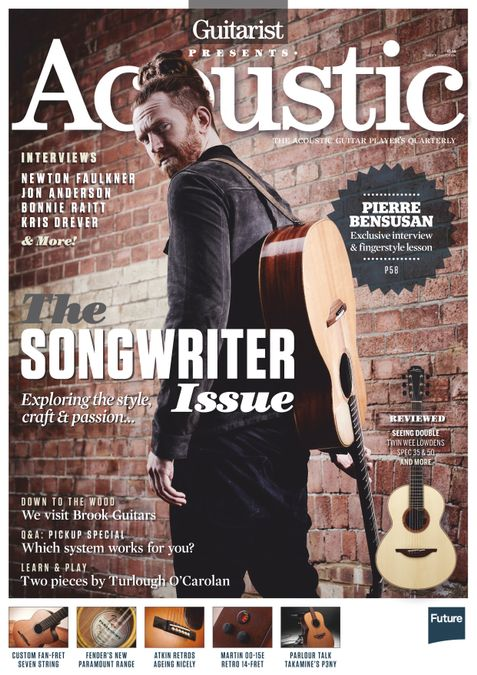 Acoustic Winter 2015 - The Songwriter Issue