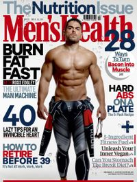 March 31, 2019 issue of Men's Health UK