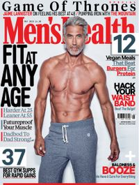 April 30, 2019 issue of Men's Health UK