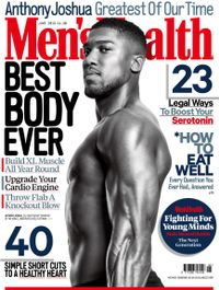 May 31, 2019 issue of Men's Health UK