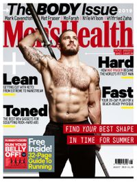 July 31, 2019 issue of Men's Health UK