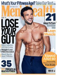August 31, 2019 issue of Men's Health UK