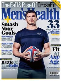 March 01, 2021 issue of Men's Health UK