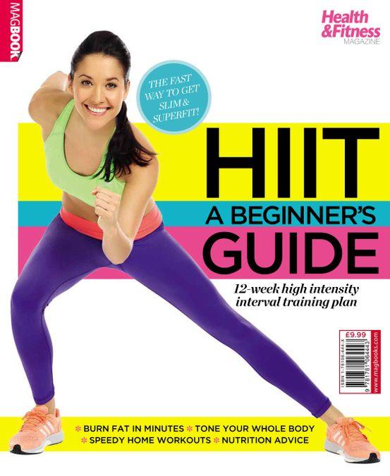 HIIT a Beginner's Guide