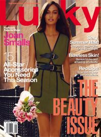May 01, 2015 issue of Lucky