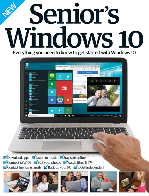 Senior's Edition Windows 10