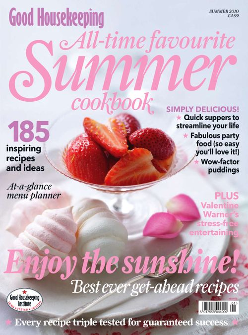 Good Housekeeping All-time favourite Summer Cookbook
