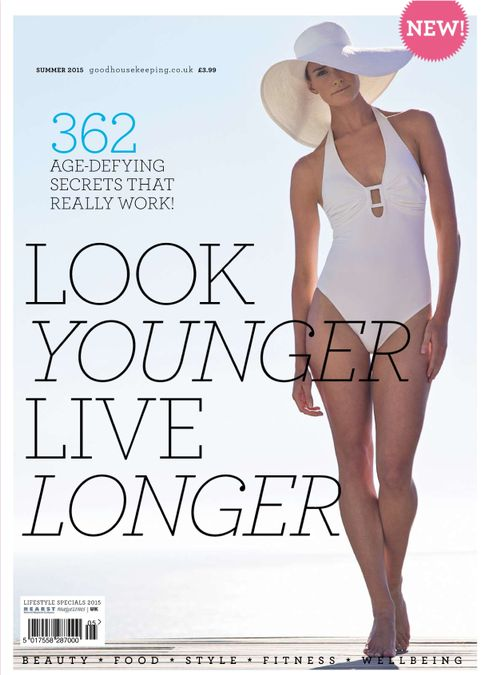 Good Housekeeping Look Younger Live Longer
