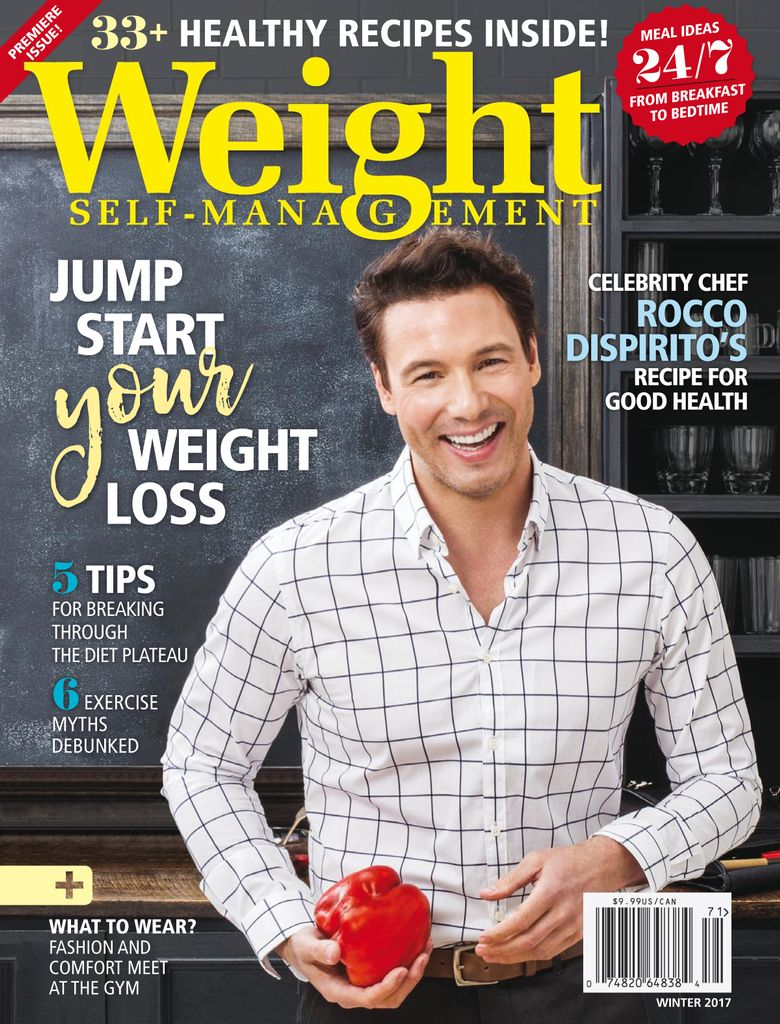 Weight Self-Management - Issue Subscriptions