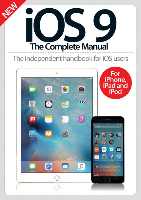 iOS 9 The Complete Manual