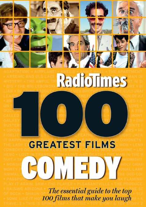 100 Greatest Comedy Movies by Radio Times