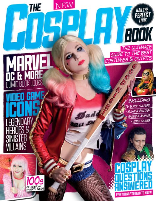 The Cosplay Book