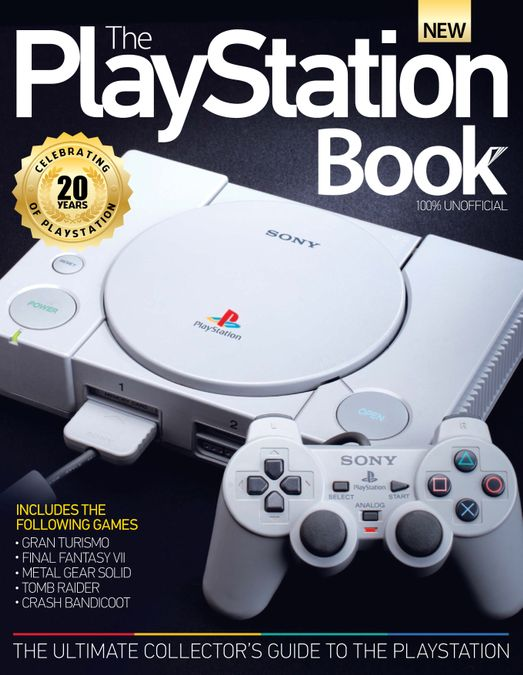 The PlayStation Book