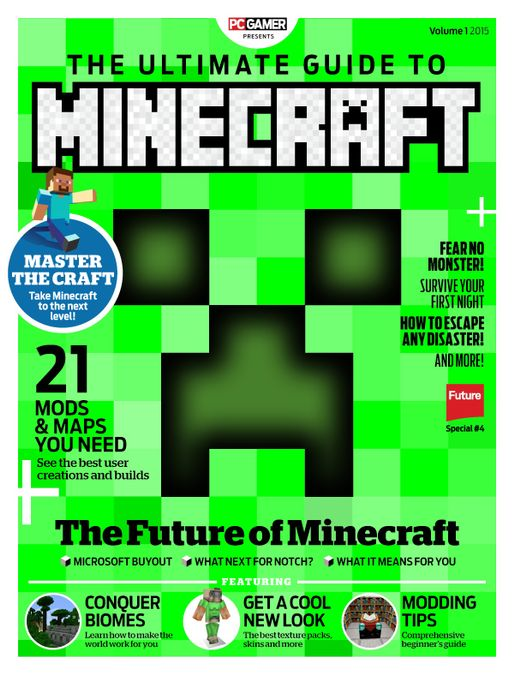 The Ultimate Guide to Minecraft! Volume 4