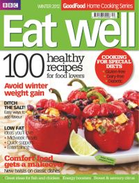 February 01, 2012 issue of Good Food Eat well, Healthy