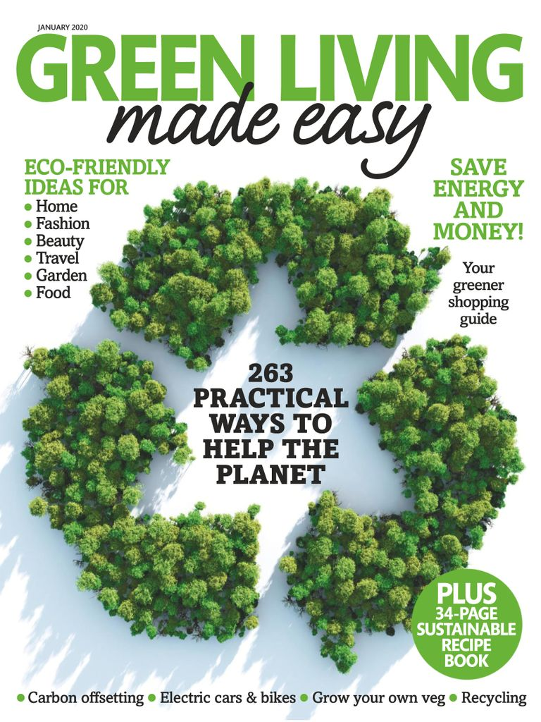 Woman & Home Green Living Made Easy