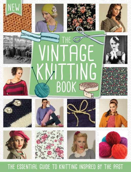 The Vintage Knitting Book