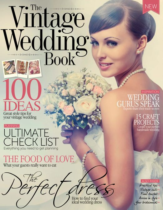 The Vintage Wedding Book