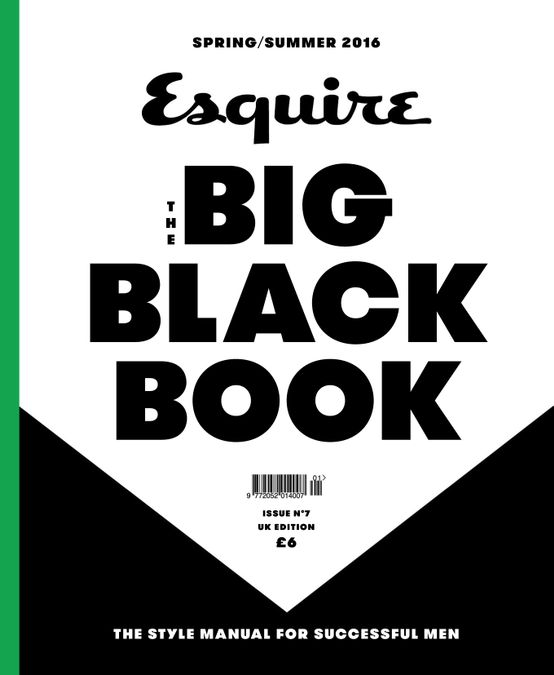 Esquire: The Big Black Book