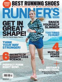 March 31, 2019 issue of Runner's World UK