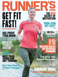 August 31, 2019 issue of Runner's World UK