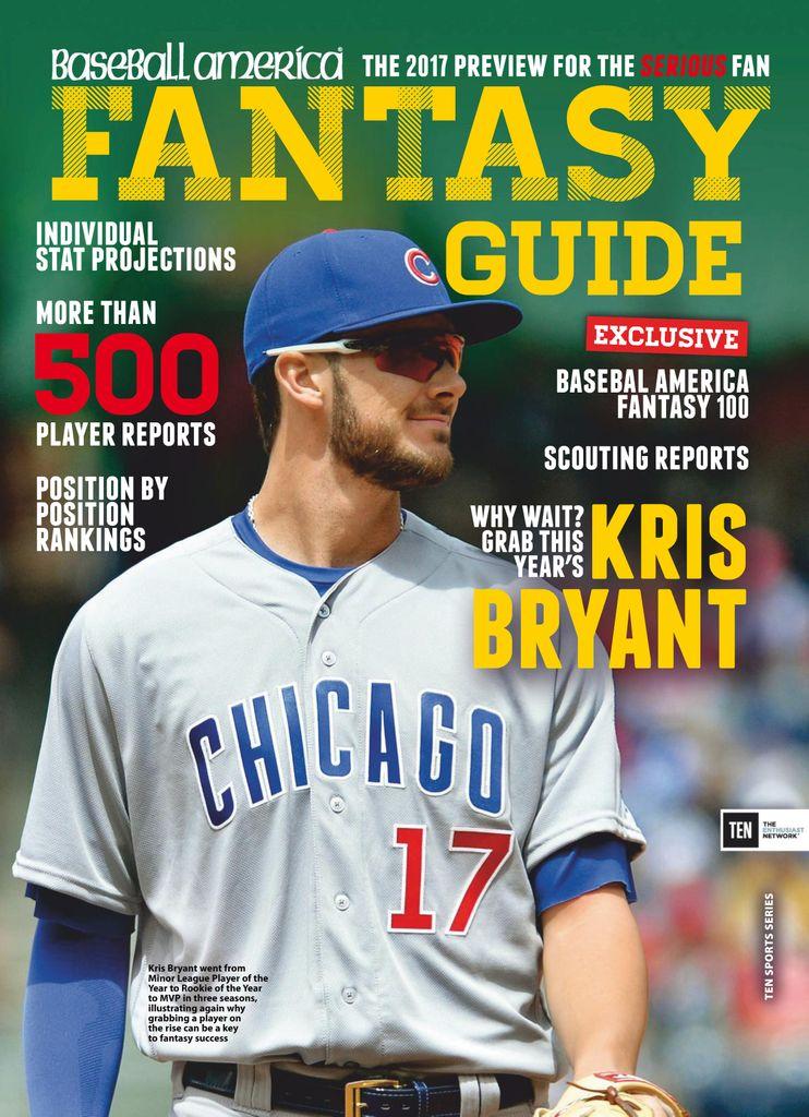 Baseball America: Fantasy Baseball  - Issue Subscriptions