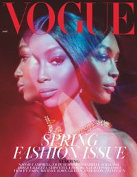 February 28, 2019 issue of British Vogue