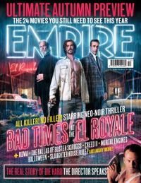 September 30, 2018 issue of Empire