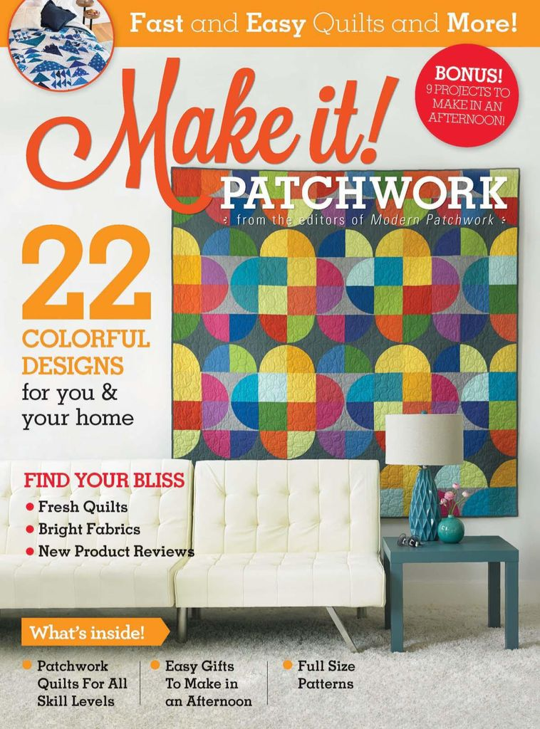 MAKE IT! PATCHWORK - Issue Subscriptions