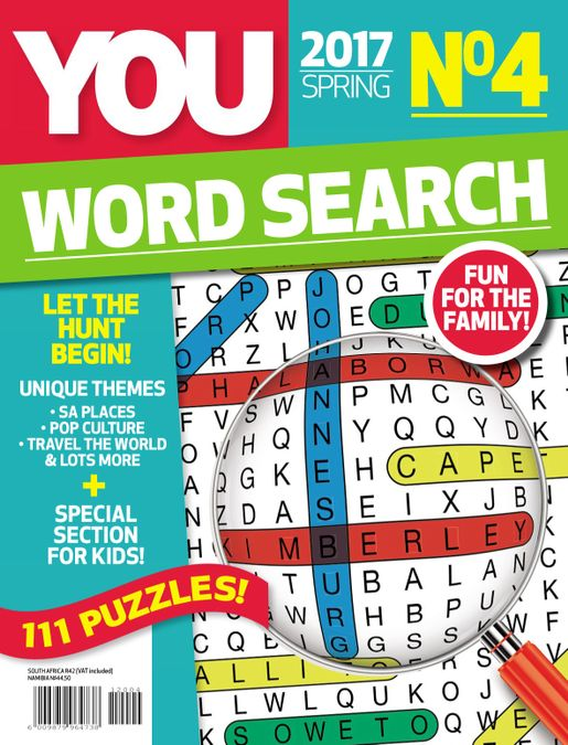YOU Word Search
