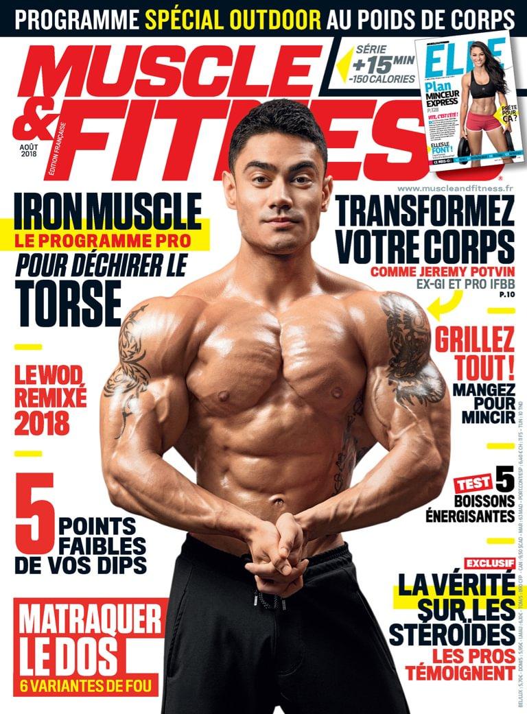 Acheter No. 367 - Muscle   Fitness France e7d97f5c026