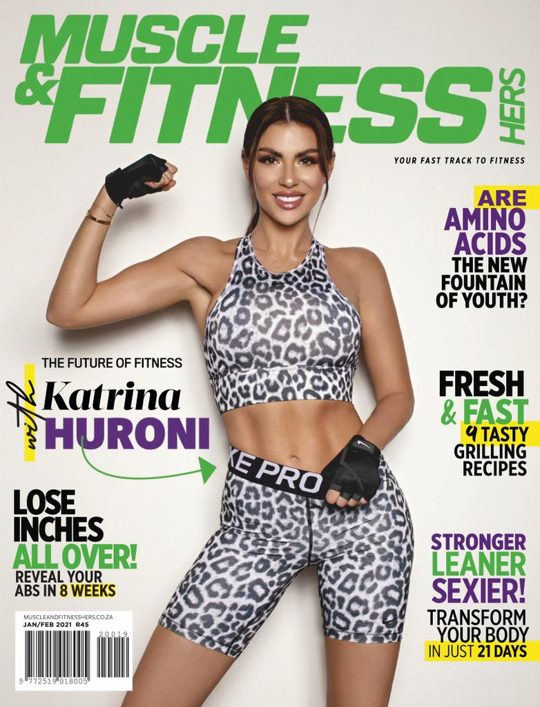 Muscle & Fitness Hers South Africa
