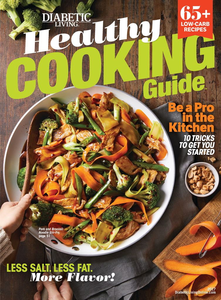 Diabetic Living Healthy Cooking Guide - Issue Subscriptions