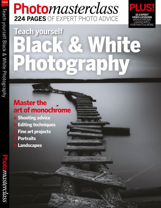 Teach yourself Black & White Photography